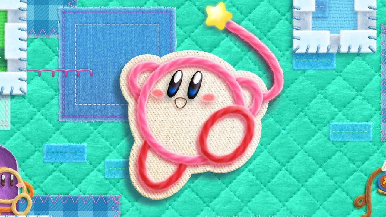 Kirby's Extra Epic Yarn Review - All Stitched Up April 2019
